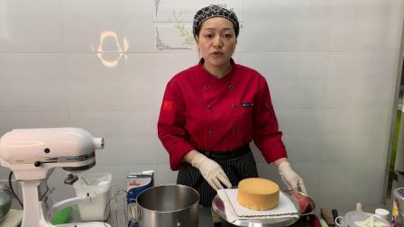 11月5日西点制作课:水果蛋糕