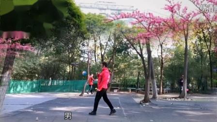 当代空竹 西北飞鹰(张小红)精彩套路欣赏