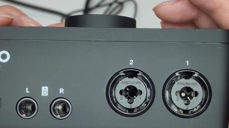 Audient EVO4开箱和驱动设置 轻便桌面小声卡 出差旅行录音好帮手