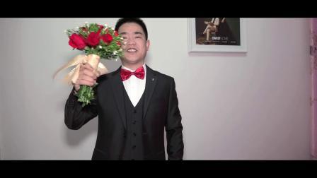 熊x鹏&罗娟娟——《眉县喜洋洋婚礼》海南岛·聖和印象直播