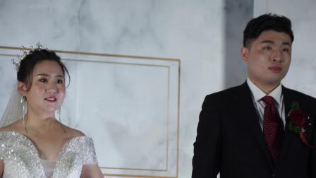 施家大喜的婚礼时刻