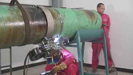 管道自动焊接视频,熊谷管道自动焊机为您提供长输管道焊接解决方案
