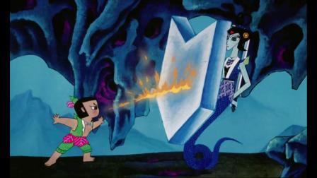 葫芦小金刚:这仙鹤为了救葫芦娃,自己被箭射了,完了他要了!