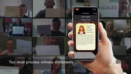谋杀之谜 - 虚拟线上团建活动方案