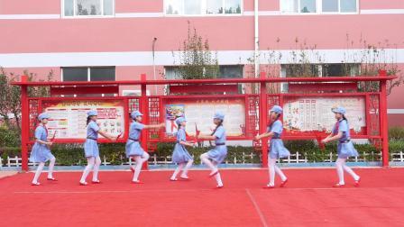 潍坊市寒亭区开元街道安固小学舞蹈《小红星告诉我》
