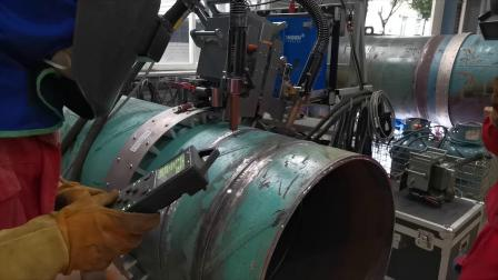 熊谷野外管道全位置焊机带来长输管道焊接整体解决方案