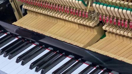 96年二手钢琴卡哇伊cx21d 2254430
