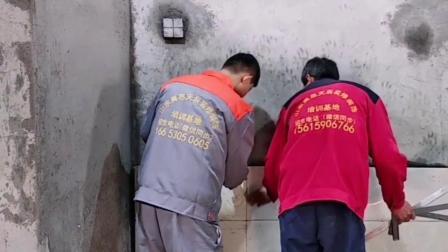 汉中贴瓷砖培训学校,瓦工培训学校,学瓷砖美缝培训在哪里学,哪里有美缝培训班
