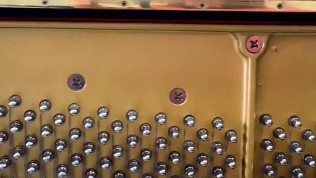 90年代红木榔头二手钢琴卡哇伊bs3a 1973327