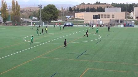 西班牙U19国家联赛第一轮(2020—21赛季)