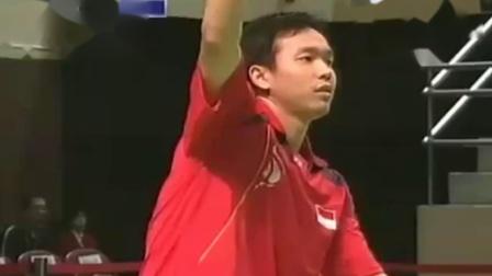 【自制HL】马基斯/亨德拉vs蔡赟/傅海峰 2007年香港羽毛球公开赛男双半决赛