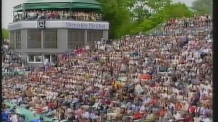 【自制HL】格拉芙vs舒尔茨 1994年柏林决赛