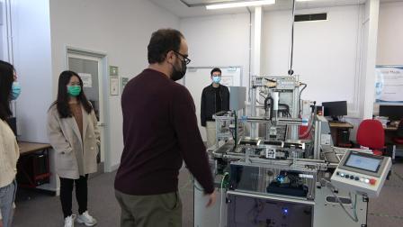 University of Exeter, EMPS (工程、数学和物理科学学院) EBM lab video 4-2