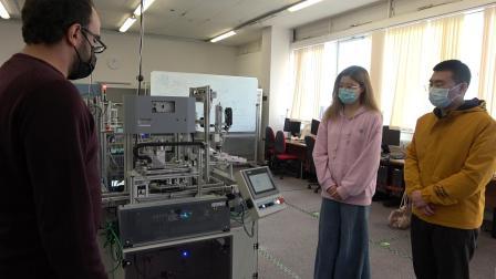University of Exeter, EMPS (工程、数学和物理科学学院) EBM lab video 4-4