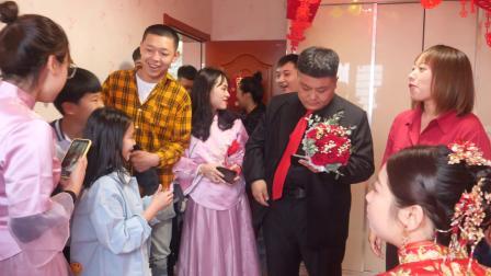 郑佳顺 王一彤新婚录像超高清片(加航拍)