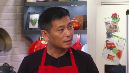 《俄罗斯明星学做中国菜》:白灼西兰花