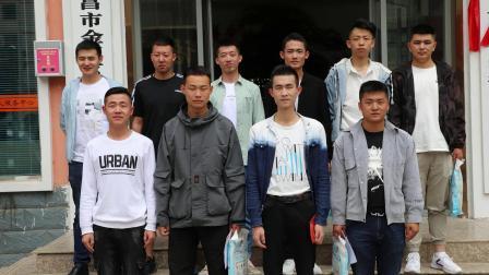 金川区退役军人服务保障大事记