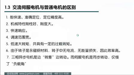 交流伺服电动机的工作原理4(20.10.21)