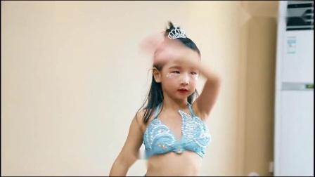 2575_少儿东方舞MV《芭比娃娃》。
