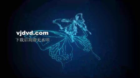 蝴蝶飞舞视频素材下载,1920X1080高清视频素材,,蝴蝶,花蝴蝶,粒子,翅膀,欢快,快乐,情调,儿童,彩色,节日,蓝调,蓝色粒子