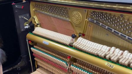 91年二手钢琴卡哇伊ds65 2067162