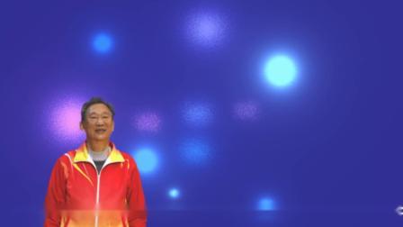 当代空竹 北京时育善老师《夜光空竹一线二》