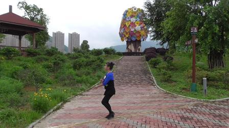 烟雨倾城——摄于福州贵安花海公园