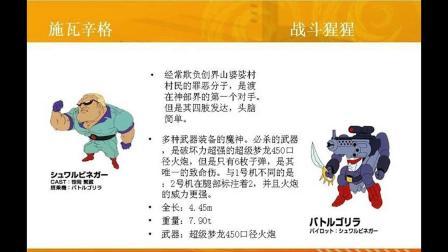 第一部人物/魔神图鉴【神龙斗士】魔神英雄传 童年回忆