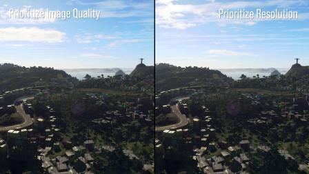 【3DM游戏网】《尘埃5》PS5/XSX对比