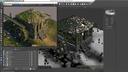 V-Ray for 3ds Max –剖切体