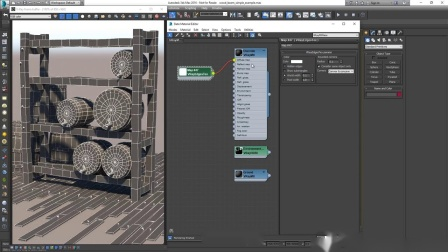 V-Ray for 3ds Max –圆角和边缘材质