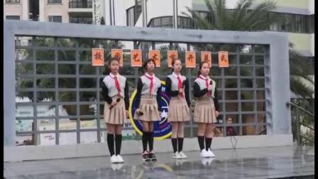 没有共产党 哪有新中国——记虹桥中学艺术节开幕式