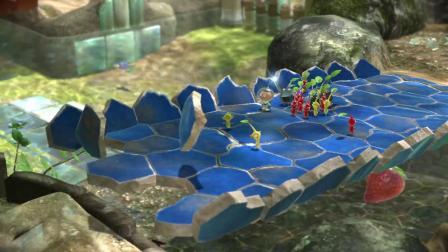 【3DM游戏网】《皮克敏3豪华版》媒体赞誉宣传片