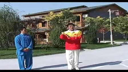 杨氏传统太极拳(26式)教学