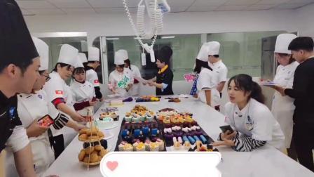 杭州港焙西点潍坊甜品培训班-潍坊法式甜品培训