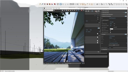 V-Ray Next for SketchUp – 环境特效