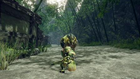 【3DM游戏网】《怪物猎人:崛起》青熊兽介绍