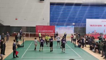 邵阳市总工会气排球赛县区组大祥区VS城步县