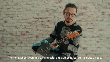 【境界乐器搬运】Fender American Professional II Telecaster 美专2代系列 电吉他演示by长冈亮介