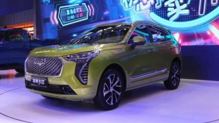 长城汽车携网红新车登陆2020广州车展