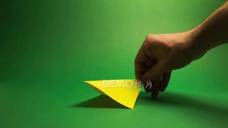 歌曲配乐 a887 超酷创意折纸千纸鹤飞舞动态视频素材 大屏素材