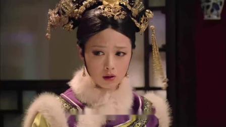 华妃不愧是戏精本精,伪装成一副楚楚可怜的模样,成功迷惑了皇上!