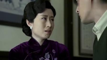 明台看着和曼丽的结婚照,含泪向大姐倾诉,真的太伤感了!