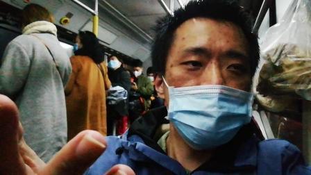 (沙正国→上海公交)VID_20201126_172749(911路 6051)