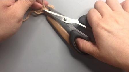 毛线DIY小猪小熊主体部分教程