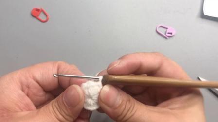 毛线DIY小熊发夹教程