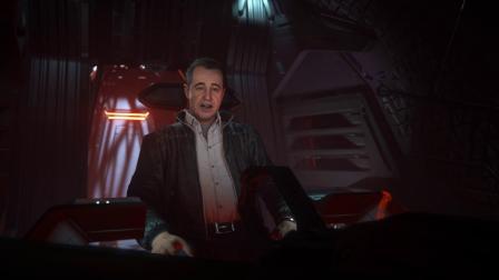 【3DM游戏网】《星际公民》飞船