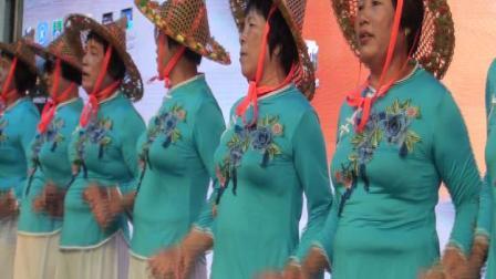 东成魅影:儋州市新州镇荣上村东门姐妹聚会调声活动(二),2020年十月十二日。