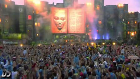 Alesso - Calling (Lose My Mind) Tomorrowland 2012
