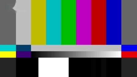 【架空电视】20201013吉吉6套少儿科教频道更换测试卡彩条画面